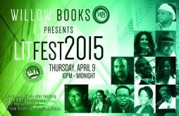 LitFest 2015, Minneapolis, MN