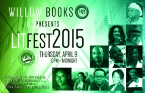 LitFest 2015, Minneapolis, MN